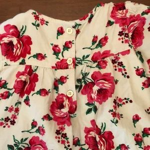 GAP Dresses - Baby Gap floral dress